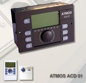 ACD-01 Heizkesselsteuerung ATMOS Killus-Technik.de