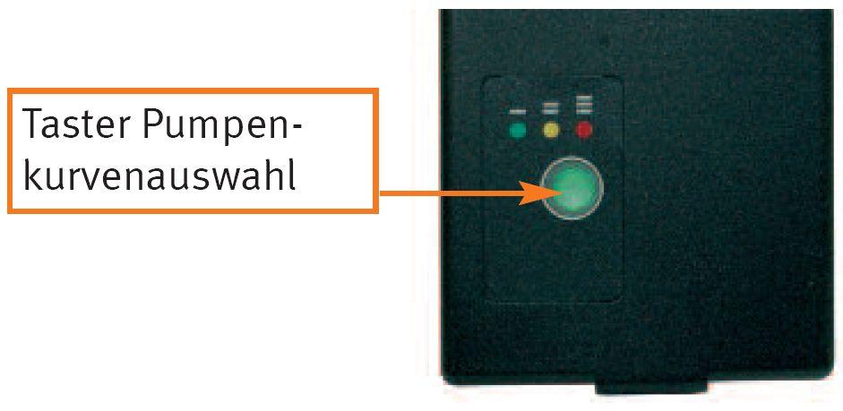 WITA Hocheffizienz-Umwälzpumpe 8m UE 80A Anzeige und Einstellung Killus-Technik.de