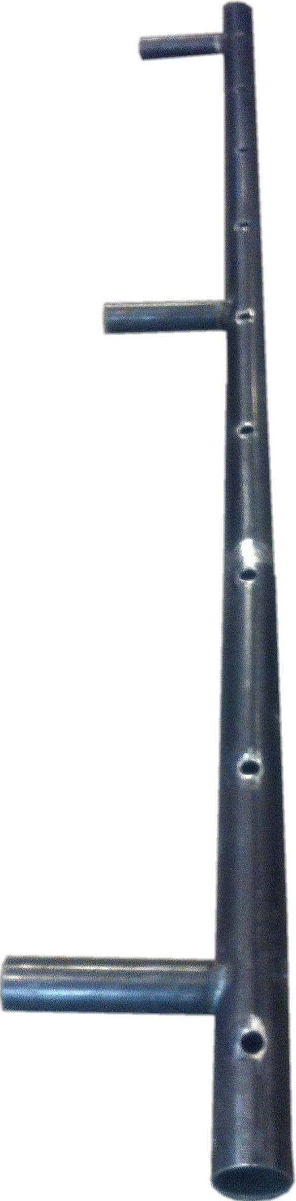 3 Zoll Einschichtrohr mit 3 x 2 Zoll Abgängen zum Einbau in Hygienespeicher oder Pufferspeicher Killus-Technik.de