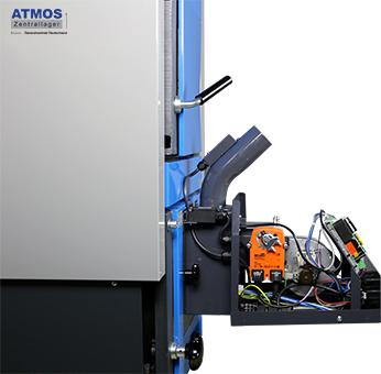ATMOS A25GSP Pelletbrenner Killus-Technik.de