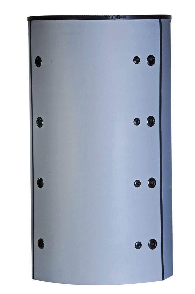 Hygiene-Kombispeicher 3000 Liter mit Edelstahlwärmetauscher mit ERP-Ökoline 031 Hartschaumisolierung Killus-Technik.de