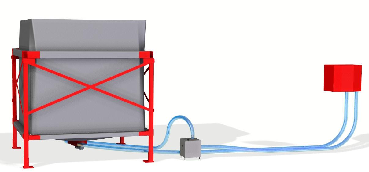 killus technik zweiteilige pneumatische ansaugung f r pellets pneumatische ansaugung f r. Black Bedroom Furniture Sets. Home Design Ideas