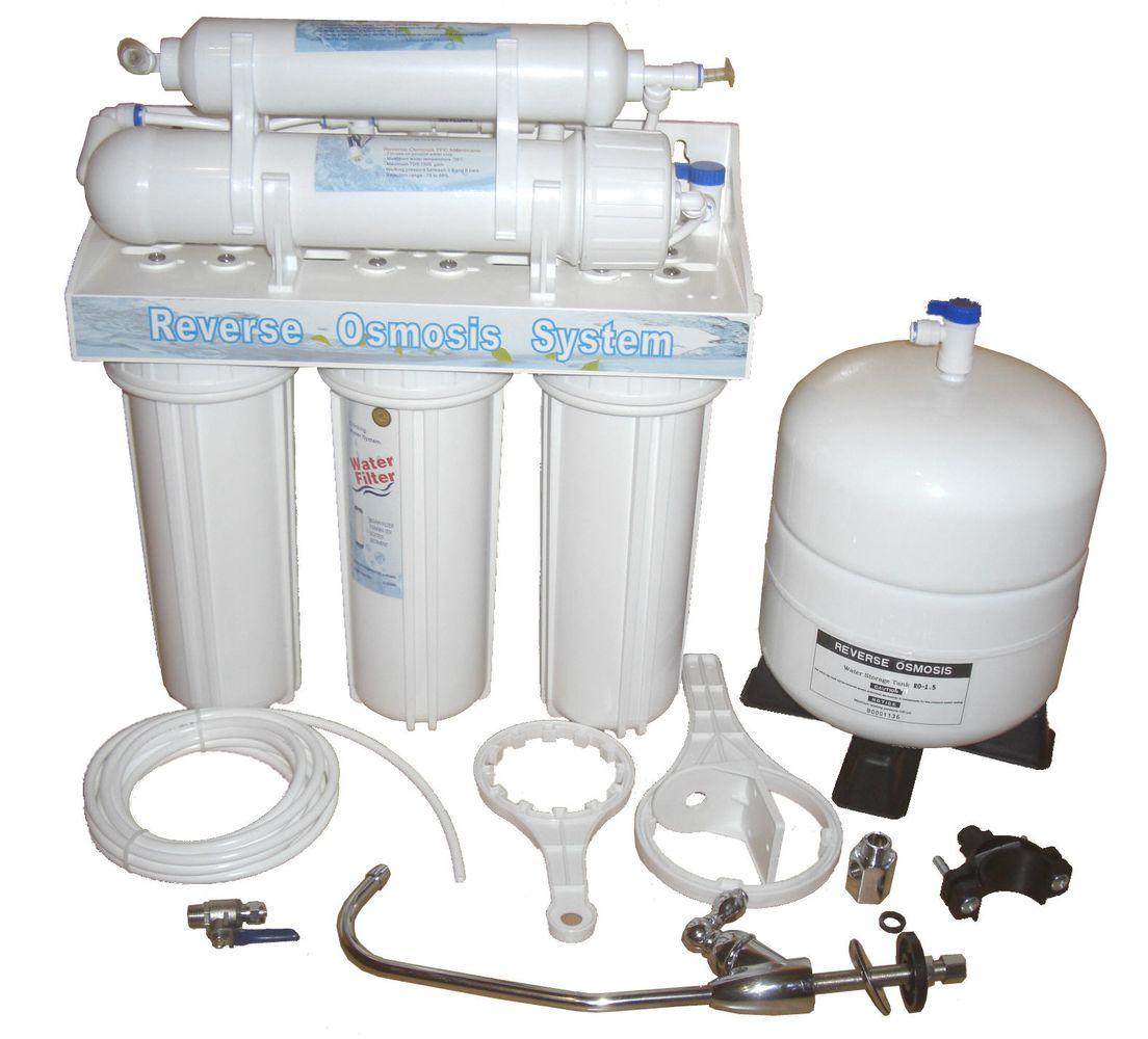 INGA-Ro Standard Umkehrosmose Filteranlage Killus-Technik.de
