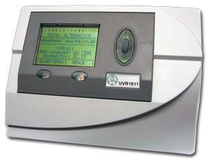 Frei programmierbarer Universalregler Technische Alternative Solaranlagen Drain-Back UVR1611 Killus-Technik.de