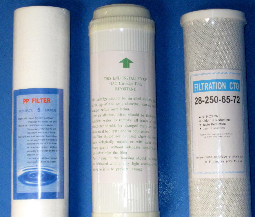 Umkehrosmoseanlage FreeFlow 400 GPD-Filter 1.500 Liter Killus-Technik.de