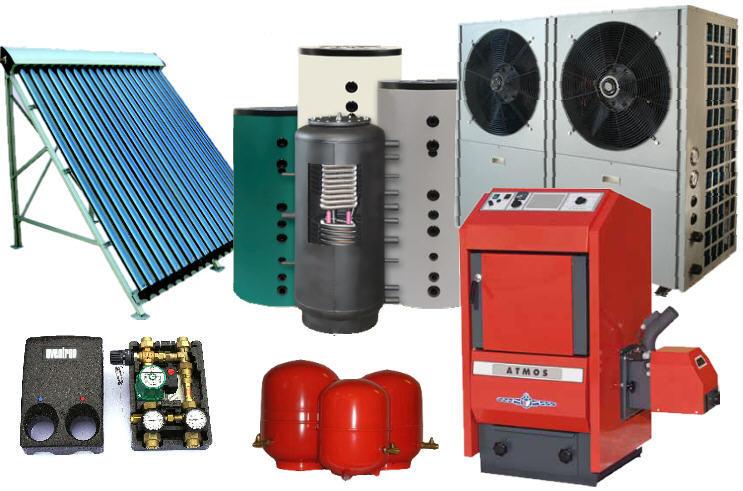 Angebot Shop Killus Technik Wärmepumpen Pufferspeicher Heizkessel Heizungssteuerung Solaranlagen