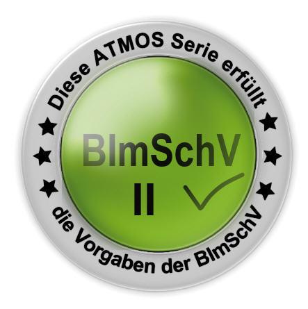 ATMOS-Zentrallager BImSchV II Verordnung Killus-Technik.de