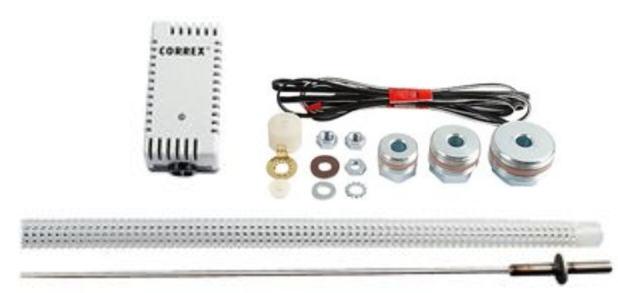 Correx Fremdstromanode Set 6 Inklusive UP 2.3-919 und 800 mm Anode für emallierte Speicher Killus-Technik.de