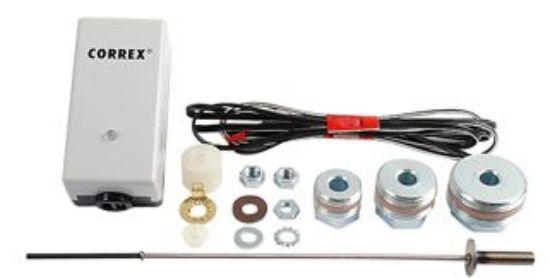 Correx Fremdstromanode Set 7 für emaillierte Speicher Potentiostat Inklusive UP 2.3-919 und 2 x 832 mm Anode für emallierte Speicher Killus-Technik.de