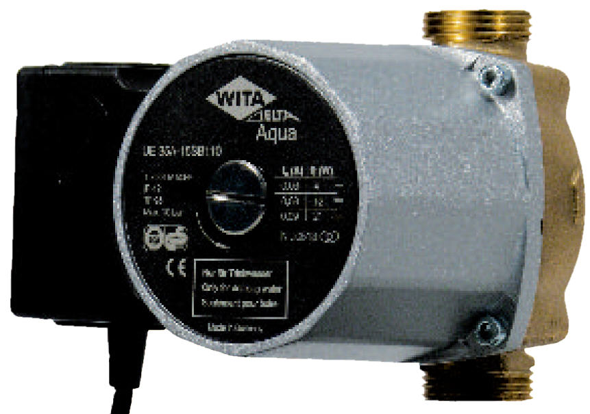 WITA Zirkulationspumpe Delta Aqua UE 35A Killus-Technik.de