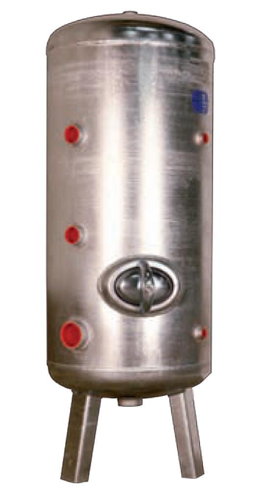 Druckwasserkessel stehend für Hauswasserwerke Killus-Technik.de