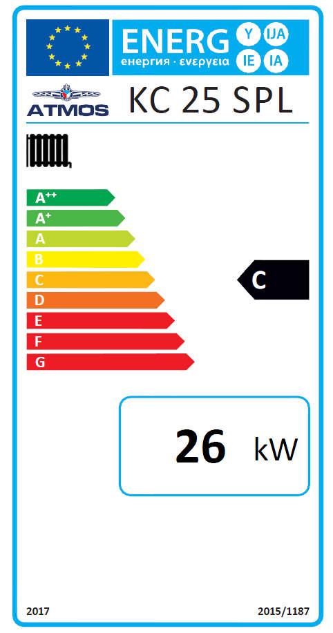 ATMOS Energielabel Killus-Technik.de