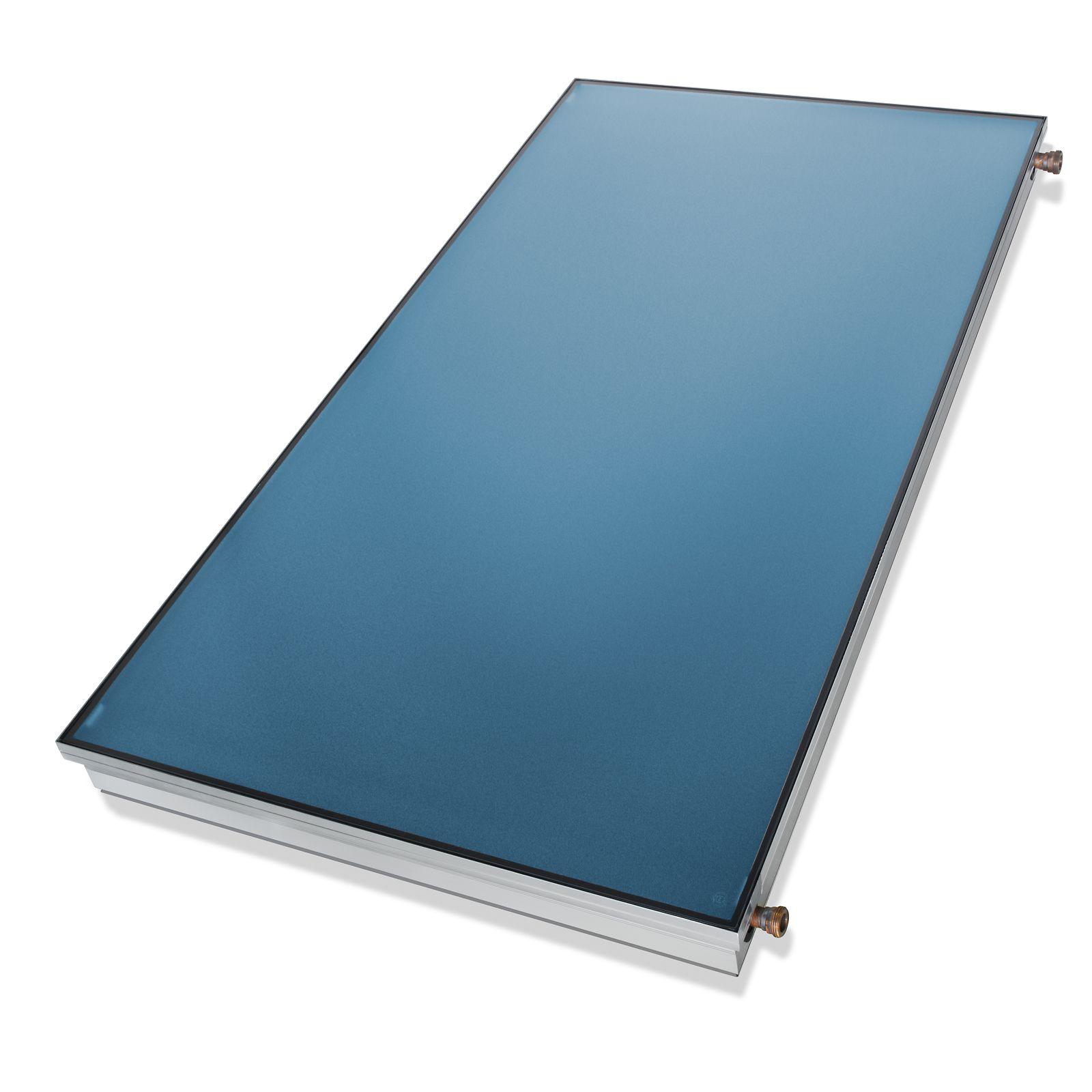 FLK-200 Solar Flachkollektor hagelsicher 2,34 m2 Killus-technik.de