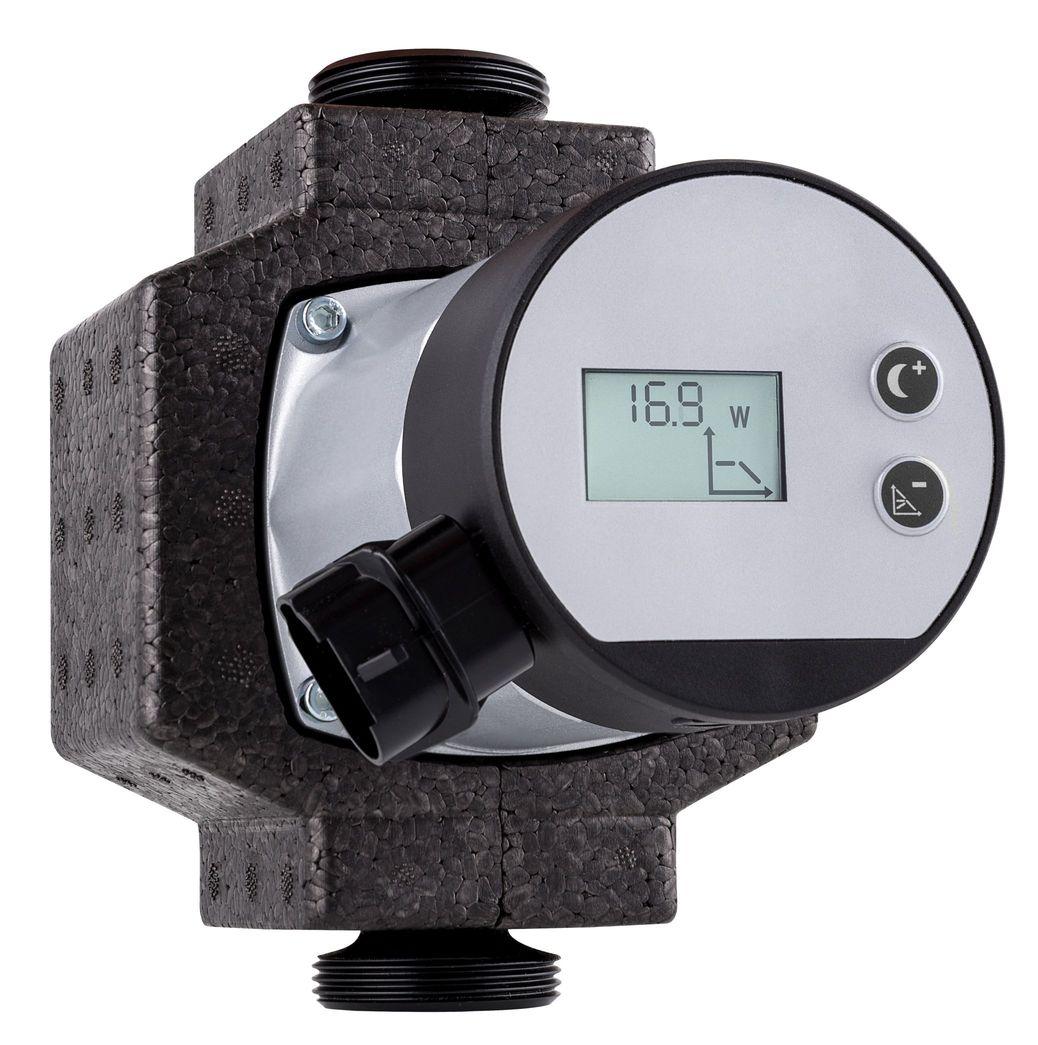 Hocheffizienz Umwälzpumpe WITA HE-35-55-25 LCD mit Isoliergehäuse Killus-Technik.de
