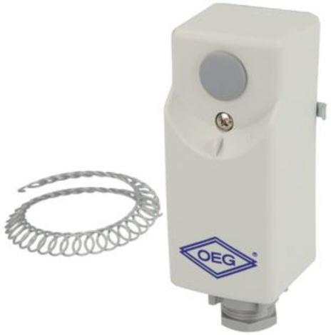 OEG Anlegekontaktthermostat 20-90°C Killus-Technik.de