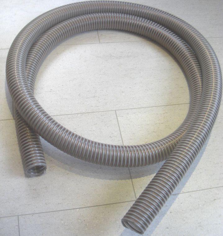 Saugschlauch und Rückluftschlauch für pneumatische Pelletsausförderung Killus-Technik.de