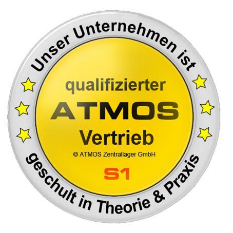 ATMOS-Zentrallager zertifizierter Vertriebspartner Killus-Technik.de