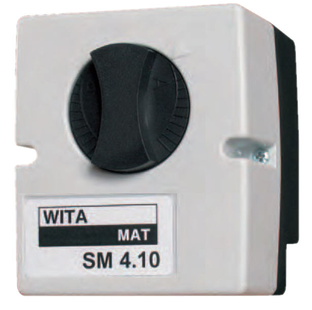 WITA Stellantrieb für Motormischer universell einsetzbar Killus-Technik.de