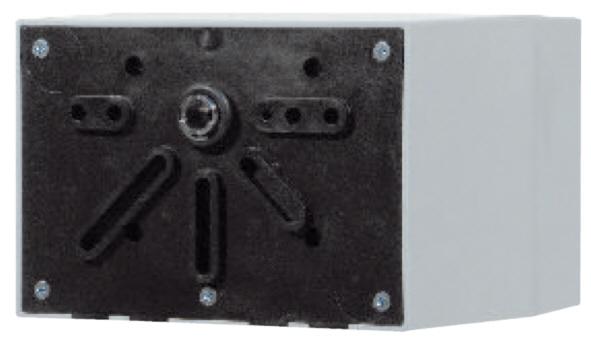 WITA Heizungsregler mit integriertem Mischermotor bis 15 Nm AntriebsseiteKillus-Technik.de