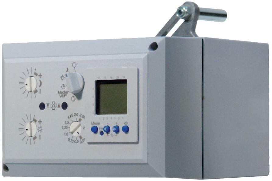 WITA Heizungsregler mit integriertem Mischermotor 30 Nm Killus-Technik.de