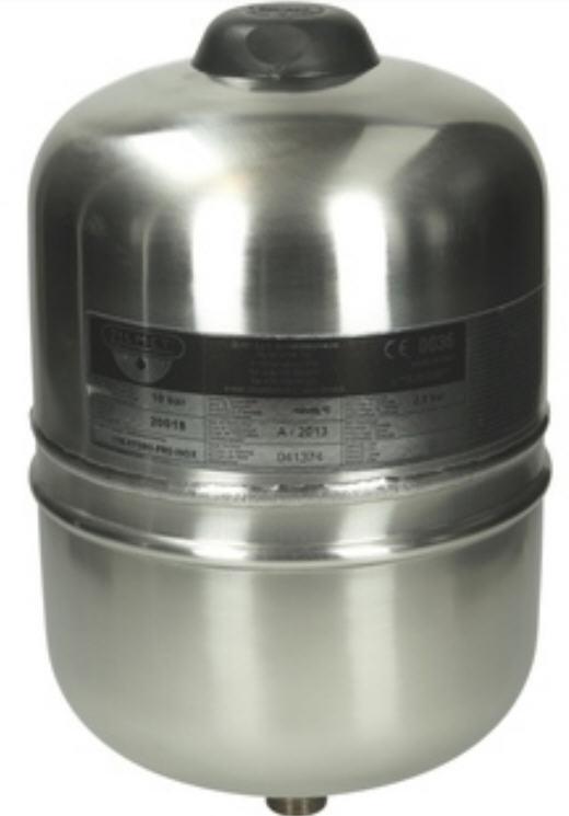 Membrandruckausdehnungsgefäß Druckerhöhung Prozeßwasser Zilflex Hydro Plus Inox Killus-Technik.de