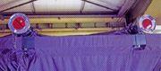 Silotec: Bei Siloabmessungen ab 2,54x2,54msind die Holzpellets-Silos mit zweiFüllstutzen ausgerüstet. Killus-Technik.de